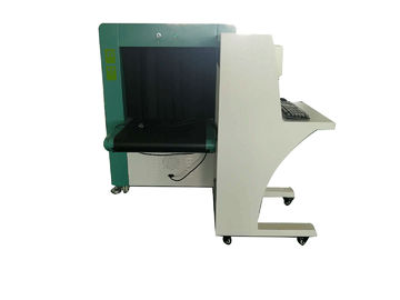X Ray Baggage Scanner Machine For Security Checking , Tunnel Size 650*500mm