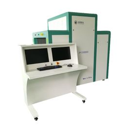 Dual Energy Imaging Security Scanning Equipment , X Ray Baggage Inspection System